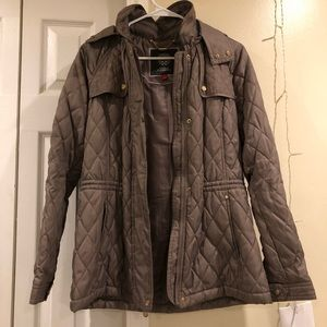 Vince Camuto Jacket in silver
